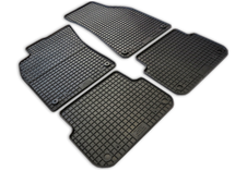 Custom-Fit Rubber Mats