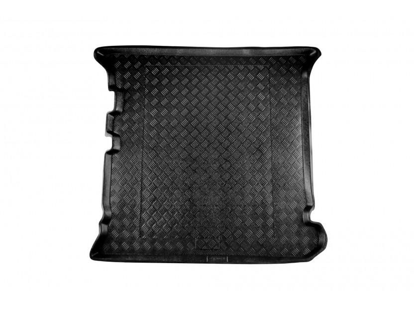 Полиетиленова стелка за багажник Rezaw-Plast съвместима с VW Sharan, Seat Alhambra 1995-2010, Ford Galaxy 1996-2006, 5 места