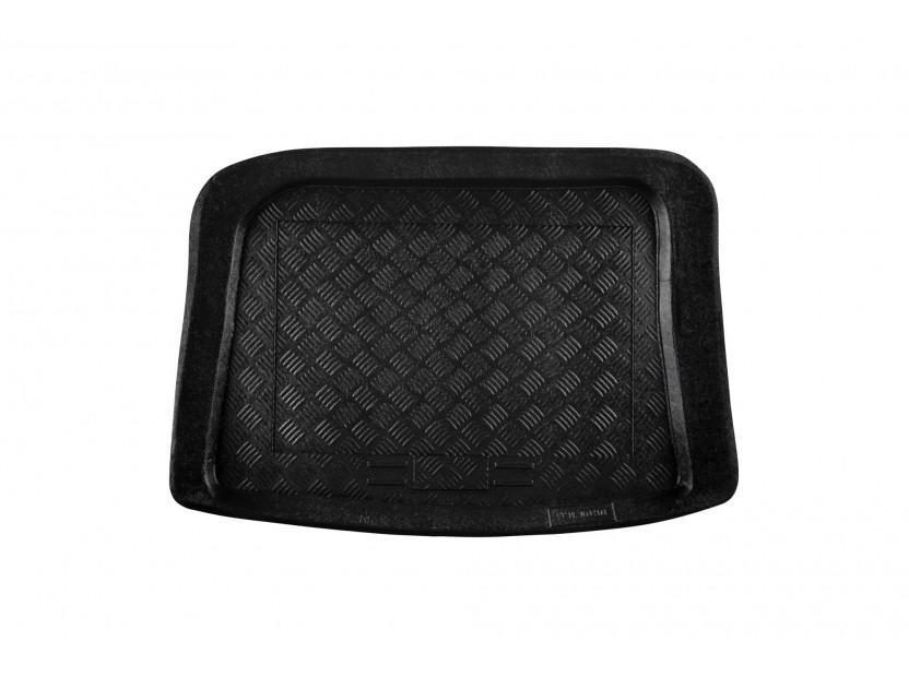 Полиетиленова стелка за багажник Rezaw-Plast съвместима със Seat Ibiza 1999-2002, VW Polo хечбек 1994-2002 с 3-5 врати