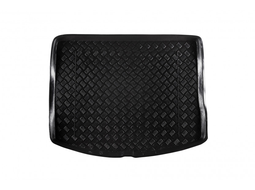 Полиетиленова стелка за багажник Rezaw-Plast за Mazda 3 хечбек 2009-2013 със стандартна резервна гума