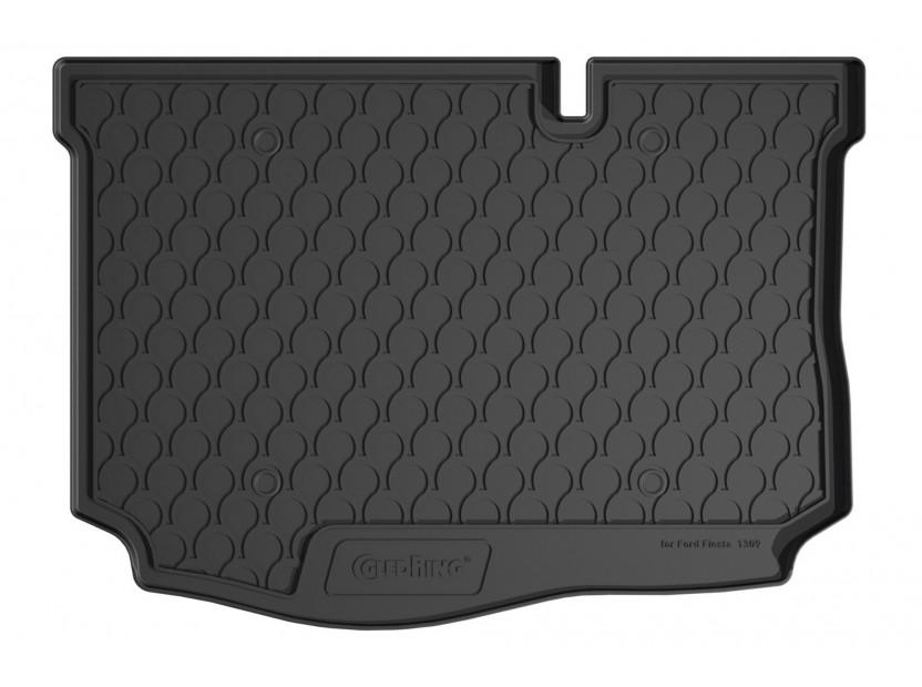 Гуменa стелкa за багажник Gledring за Ford Fiesta след 2017 година 5 места в долно положение на багажника