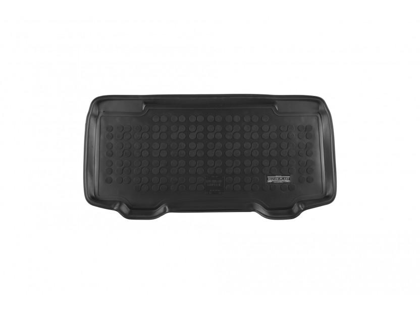 Гумена стелка за багажник Rezaw-Plast за Mini One Cooper след 2013 година в долно положение на багажник