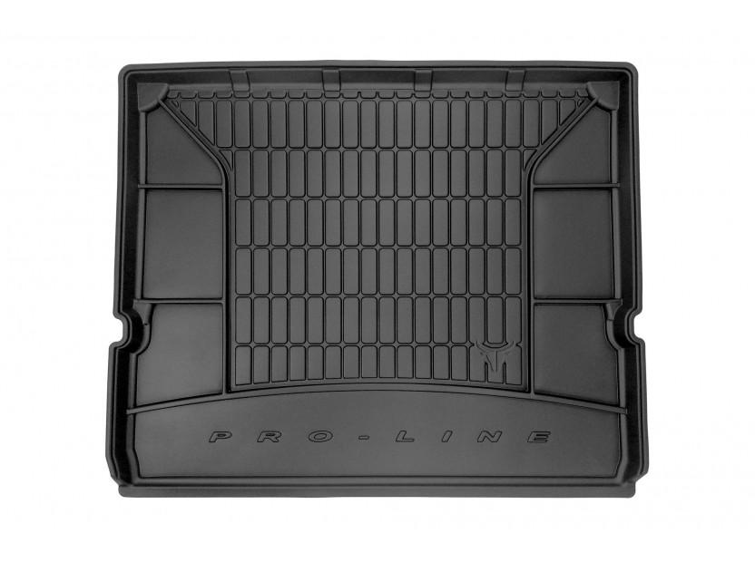 Гумена стелка за багажник Frogum за Ford S-max 2006-2015 с 5 места при спуснат 3-ти ред седалки