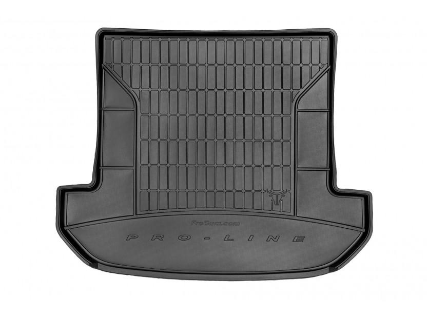 Гумена стелка за багажник Frogum за KIA Sorento след 2015 година със 7 места при свален 3-ти ред седалки