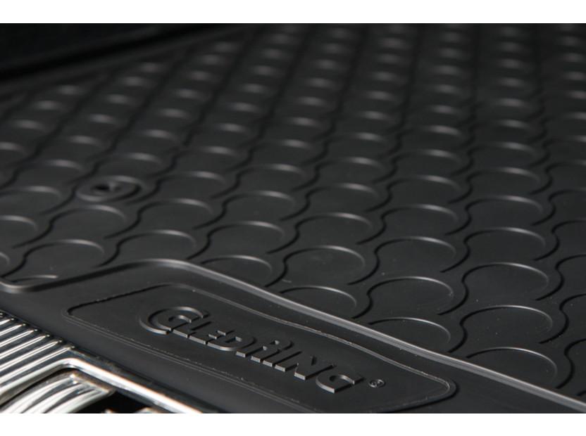 Гумена стелка за багажник Gledring за VW T-roc след 2017 година в горно положение на багажника 3