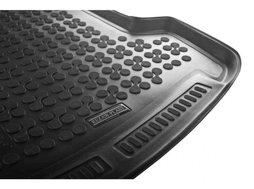 Гумена стелка за багажник Rezaw-Plast за Citroen C3 след 2009 година със стандартна резервна гума 2