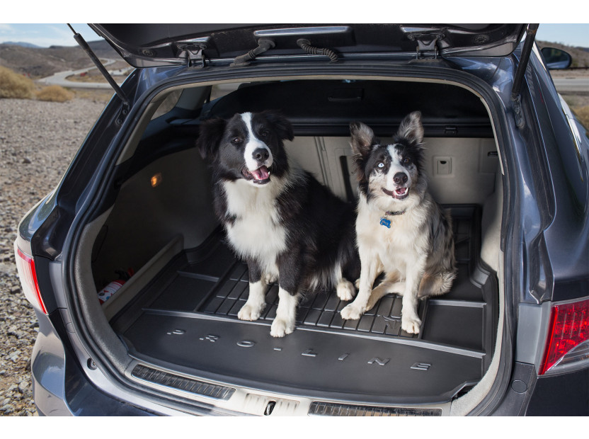 Гумена стелка за багажник Frogum за VW Scirocco III след 2007 година 4