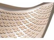 Гумена стелка Rezaw-Plast за Honda CR-v IV 2011-2018 3 части бежови