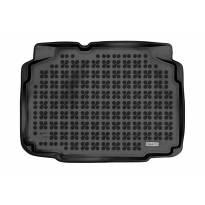 Гумена стелка за багажник Rezaw-Plast на Skoda Kamiq след 2019 година, 1 част, черна