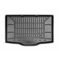 Гумена стелка за багажник Frogum за Fiat 500L след 2012 година в долно положение на багажника
