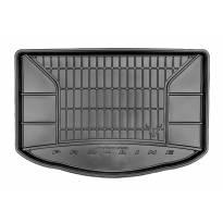 Гумена стелка за багажник Frogum за KIA Soul 2013-2018 в долно положение на багажника