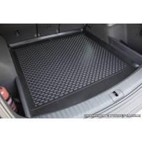 Гумена стелка за багажник Gumarny Zubri за Mazda CX-5 след 2017 година в горно положение на багажника, 1 брой, черна