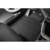 Гумени стелки Frogum за Toyota Corolla след 2019 година, 4 части черни