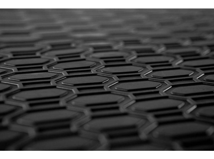 Гумени стелки Geyer & Hosaja за Mercedes C класа W205 след 2013 година 4 части черни - 4