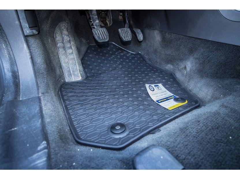 Гумени стелки Geyer & Hosaja за Volvo XC60 след 2008 година 4 части черни - 4