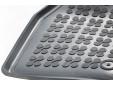 Гумени стелки Rezaw-Plast за BMW серия 5 E60/E61 2003-2010 4 части сиви 2