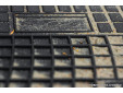 Гумени стелки Frogum за Ford Galaxy 1995-2006, Seat Alhambra, VW Sharan 1995-2010 за 3-ти ред седалки, 4 части черни 3