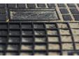 Гумени стелки Frogum за Mercedes M класа ML W166 11/2011-2015/GL класа X166 2012 => 4 части черни 3