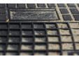Гумени стелки Frogum съвместими с Chevrolet Lacetti, Daewoo Nubira 2003-2009, 4 части, черни 4