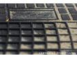 Гумени стелки Frogum за Audi A8 D3 дълга база 2002-2009 4 части черни 2