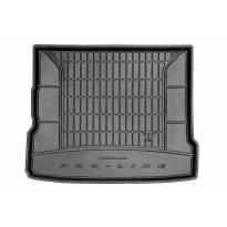 Гумена стелка за багажник Frogum за Audi Q3 след 2011 година в горно положение на багажника