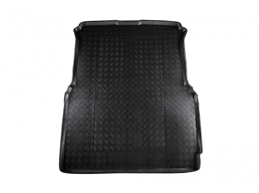 Rezaw-Plast Polyethylene Trunk Mat for Citroen Berlingo 2 seats 1996-2007/Peugeot Partner 2 seats 1996-2007