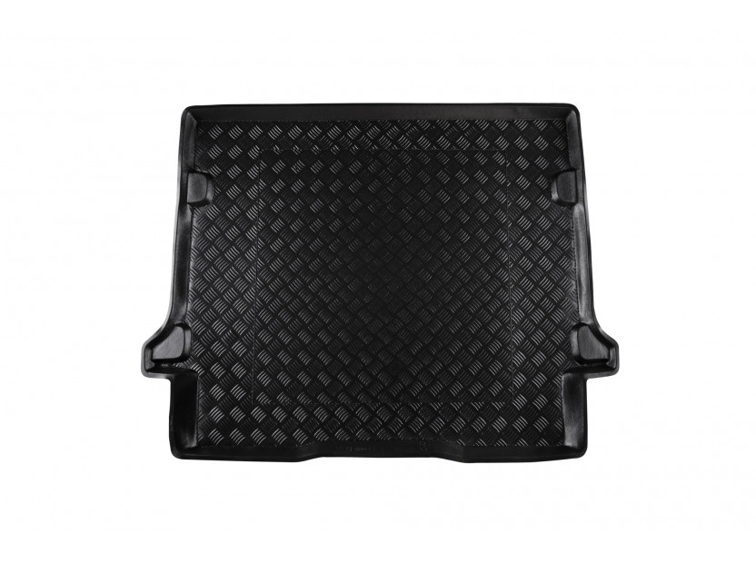 Rezaw-Plast Polyethylene Trunk Mat for Citroen C4 Picasso 7 seats 2006-2013