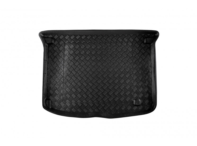 Rezaw-Plast Polyethylene Trunk Mat for Citroen Xsara Picasso with SX kit without a basket in the trunk after 2008