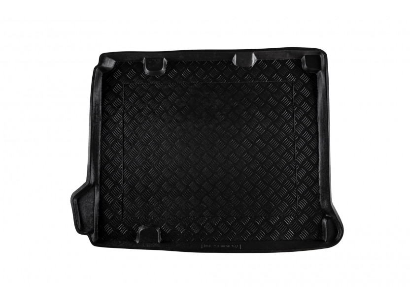 Rezaw-Plast Polyethylene Trunk Mat for Citroen C4 with subwoofer after 2010