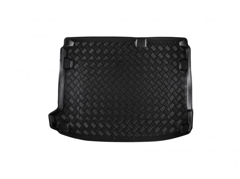 Rezaw-Plast Polyethylene Trunk Mat for Citroen DS4 hatchback 5 doors after 2011