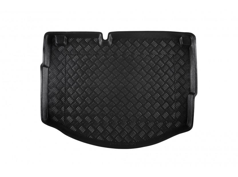 Rezaw-Plast Polyethylene Trunk Mat for Citroen DS3 hatchback 3 doors after 2010