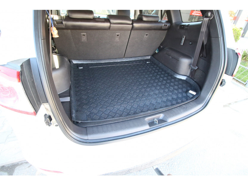 Rezaw-Plast Polyethylene Trunk Mat for Hyundai Santa Fe 7 seats 2006-2012 5