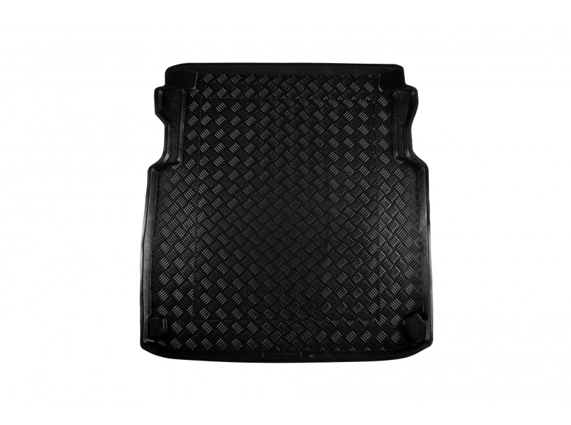 Rezaw-Plast Polyethylene Trunk Mat for Mercedes Е class W211 sedan Elegance 03/2002-2009