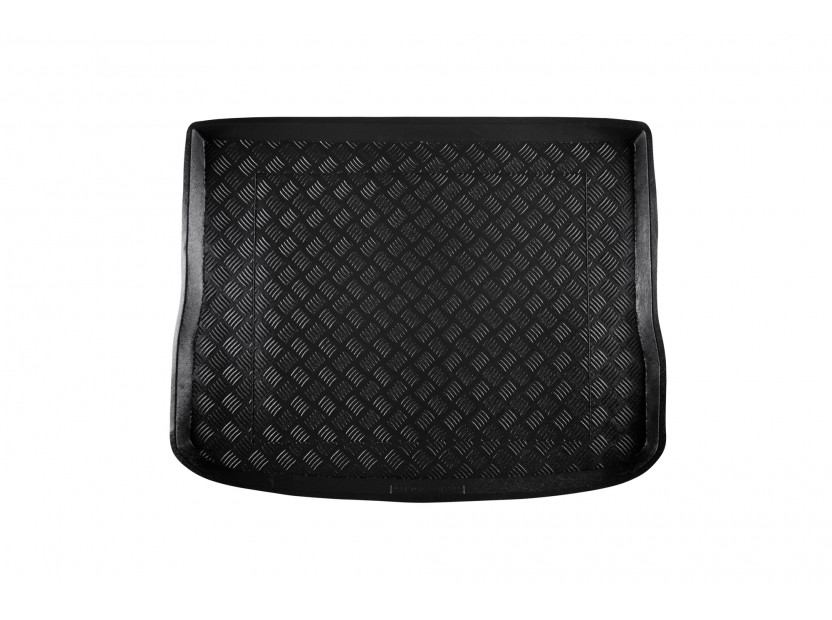 Rezaw-Plast Polyethylene Trunk Mat for Volkswagen Tiguan with a standard spare tire 2007-2014