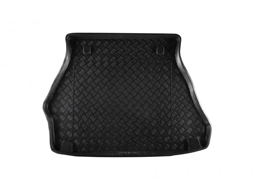Rezaw-Plast Polyethylene Trunk Mat for Alfa Romeo 156 station wagon with a fire extinguisher after 2000