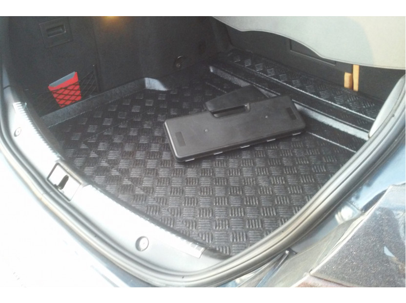 Rezaw-Plast Polyethylene Trunk Mat for Alfa Romeo 159 station wagon after 2006 4