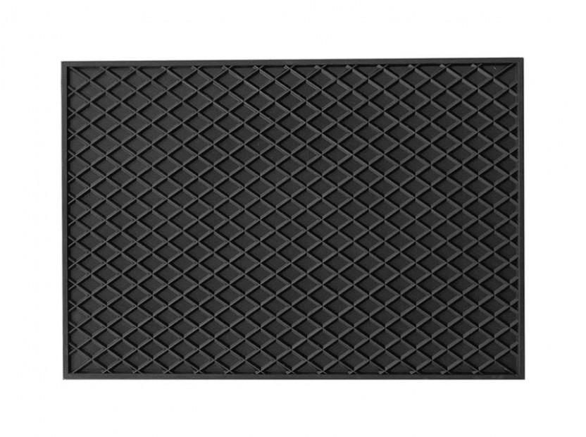 Правоъгълна гумена изтривалка Petex 53 х 37 см