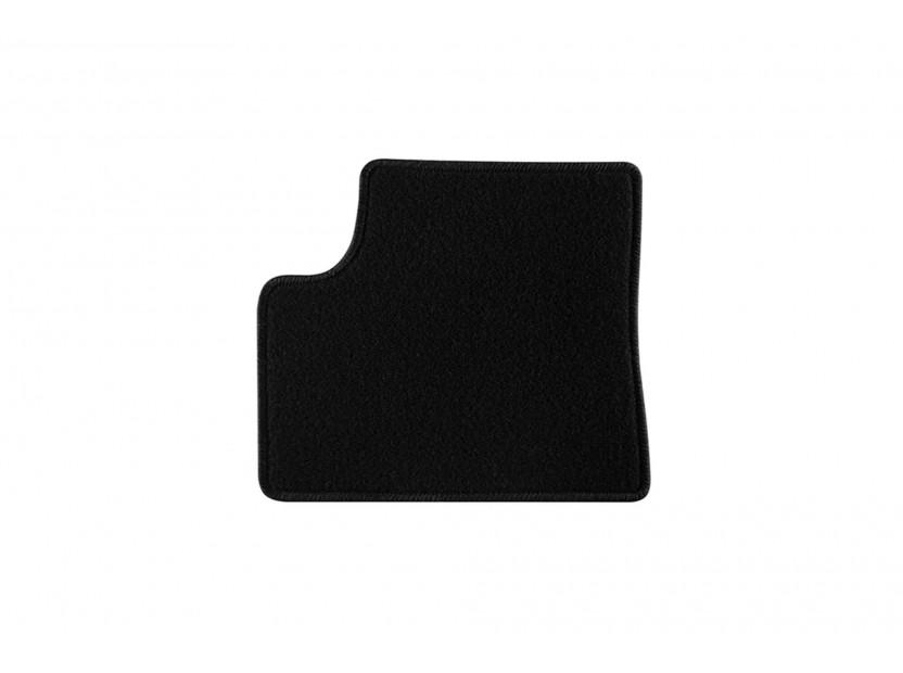 Petex Carpet Mats for Citroen Xsara 2000-2006 4 pieces Black Rex fabic 4