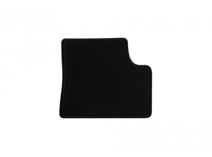 Petex Carpet Mats for Citroen Xsara 2000-2006 4 pieces Black Rex fabic 5