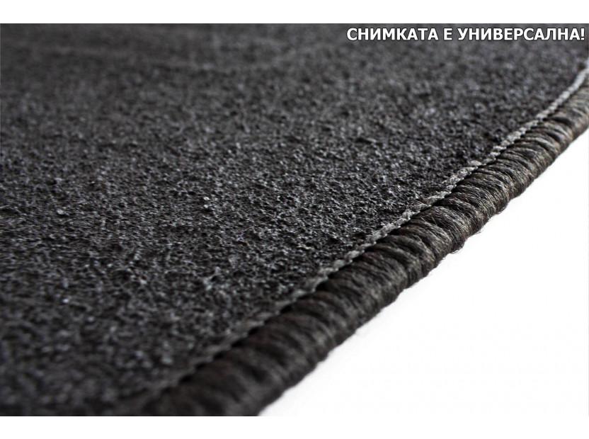 Petex Carpet Mats for Citroen Xsara 2000-2006 4 pieces Black Rex fabic 8