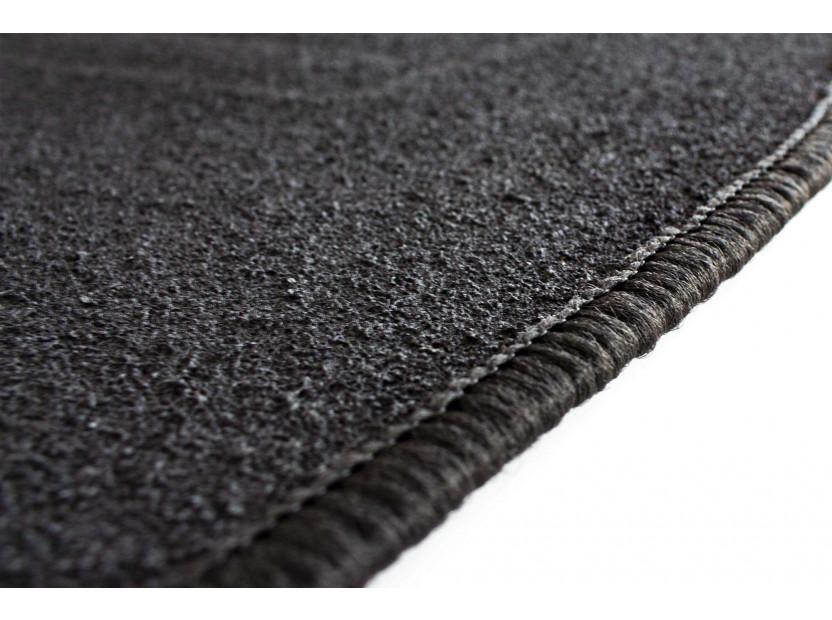 Petex Carpet Mats for Alfa Romeo GT 03/2004-03/2010 4 pieces Black (B001) Rex fabric 4