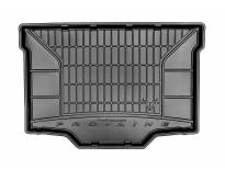 Frogum Rubber Trunk Mat for Suzuki Baleno after 2015 year in bottom floor of the trunk
