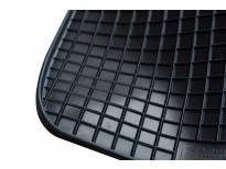 Гумени стелки Petex за Volkswagen Touareg след 06.2018 година 4 части черни