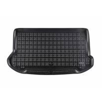 Гумена стелка за багажник Rezaw-Plast за Hyundai iX20 след 2010 година в горно положение на багажника