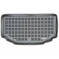 Гумена стелка за багажник Rezaw-Plast на Suzuki Alto 2009-2014, 1 част, черна