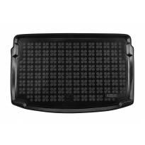 Гумена стелка за багажник Rezaw-Plast за VW Polo VI хечбек след 2017 година за версия с една позиция на багажника