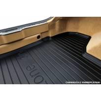 Стелка за багажник DRY ZONE съвместима със Subaru Forester 2002-2008 с голяма резервна гума и странични джобове в багажника