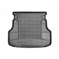 Frogum Rubber Trunk Mat for Toyota Avensis II Touring Sport 2003-2009 with a luggage compartment