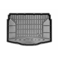 Frogum Rubber Trunk Mat for Mazda CX-3 after 2015 year in bottom floor of the trunk