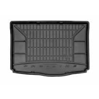 Frogum Rubber Trunk Mat for Fiat Punto 2012-2014